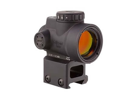 Trijicon MRO 1x25 Adjustable Red Dot Optic with Lower 1/3 Co-Witness Mount - MRO-C-2200006