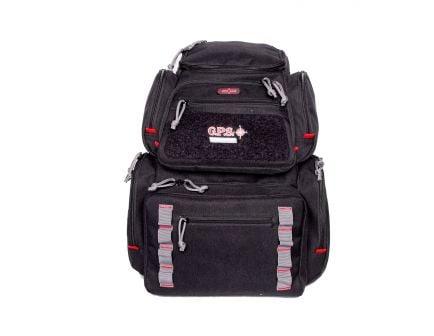 GPS Pistolero Range Bag - Black - GPS-1712BPB