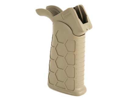 HexMag Advanced Tactical AR-15 Grip in Flat Dark Earth