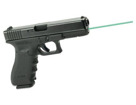 LaserMax Guide Rod Laser for Glock 17, 22, 31, 37 Gen 1-3 Pistols, Black - LMS-1141G