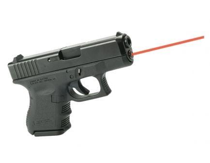 LaserMax Guide Rod Laser for Glock 26, 27, 33 Gen 1-3 Pistols, Black - LMS-1161