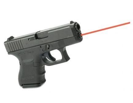 LaserMax Guide Rod Laser for Glock 26, 27, 33 Gen 4 Pistols, Black - LMS-1161-G4