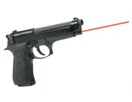 LaserMax Guide Rod Laser for Beretta 92, M9, Taurus PT92 Pistols, Black - LMS-1441