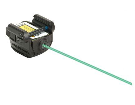 LaserMax Micro II Green Rail Mounted Laser Gunsight - MICRO-2-G