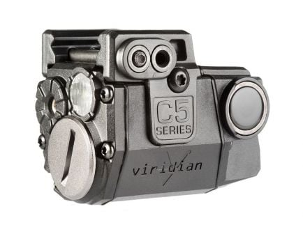 Viridian Universal Sub-Compact Red Laser w/ Tactical Light - C5L-R