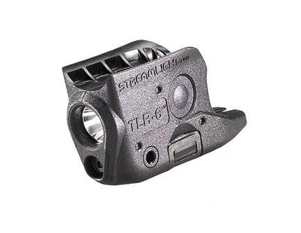 Streamlight TLR6 M&P Shield w/white LED and red laser - 69273