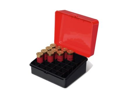 Plano 3-Inch Shot Shell Case, Red/Black - 121601