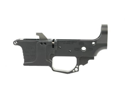 PSA Stripped Billet 9mm Lower w/mag Catch Assembly and Ejector - 7790591