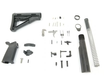 Magpul CTR EPT AR-15 Lower Build Kit