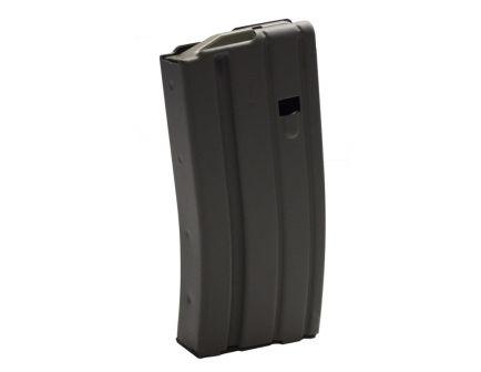 D&H AR-15 .223/5.56mm 20 Round Aluminum Magazine, Grey Teflon