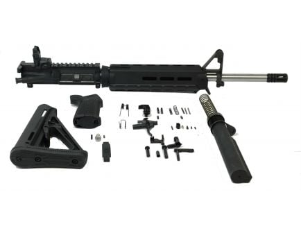 "PSA 16"" mappul ar15 kit with moe equipment."