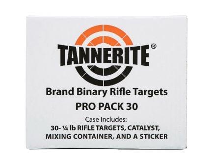 Tannerite Pro Pack 0.25 lb Exploding Target, 30/case - PP30