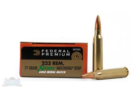 Federal .223 Ammo