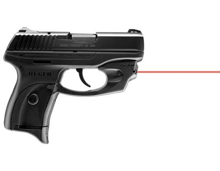 LaserMax Centerfire Red Laser Sight for Ruger LC9/LC9S/LC380/EC9S Pistols - CF-LC9