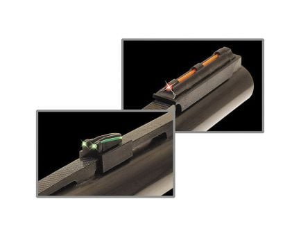 "TruGlo Magnum Gobble-Dot Xtreme Front/Rear Sight Set for Ventilated RIB 0.375"" Mossberg Shotguns - TG941XB"