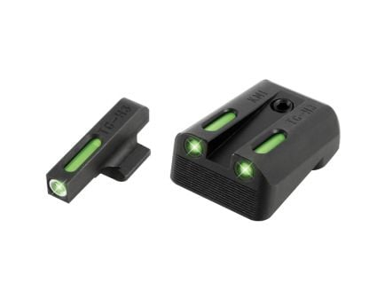 TruGlo Brite-Site TFX Front/Rear 3-Dot Day/Night Sight Set for Kimber 1911 Pistol - TG13KM1A