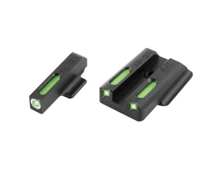 TruGlo Brite-Site TFX Front/Rear 3-Dot Day/Night Sight Set for Ruger LC9/LC9S/LC380 Pistols - TG13RS2A