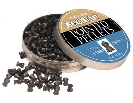 Beeman .177 Belted/Pointed Pellet, 250/pack - 1225