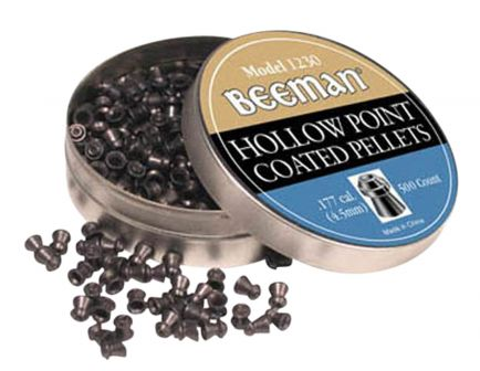 Beeman .177 Hollow Point Pellet, 500/pack - 1230