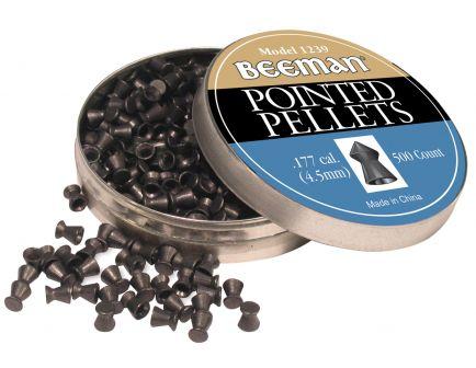 Beeman .177 Pointed Pellet, 500/pack - 1239