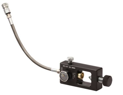 Crosman Scuba Yoke Pocket Adapter, Black - FAH003