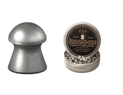 Benjamin Sheridan .25 27.9 gr Domed Pellet, 200/pack - BD225