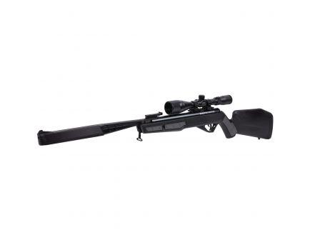 Benjamin Sheridan Mayhem Stealth .22 Break Open Air Rifle w/ 3-9x40mm Scope, Black - BMN2Q2SX
