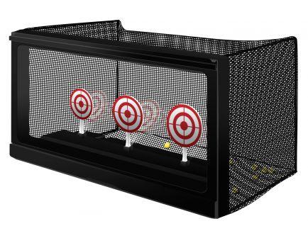 Crosman Auto Reset Target, Black - ASTLG