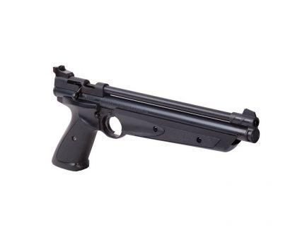 Crosman American Classic .177 Pellet/BB Air Pistol, Blk - P1377