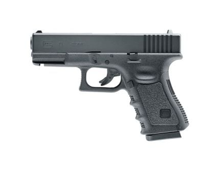 Glock G19 Gen3 .177 BB Air Pistol, Blk - 2255200