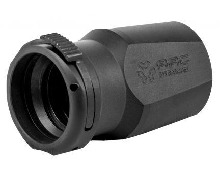 Advanced Armament Blackout 51T Fast-Attach Flash Hider, 5.56, 1/2-28 - 64280