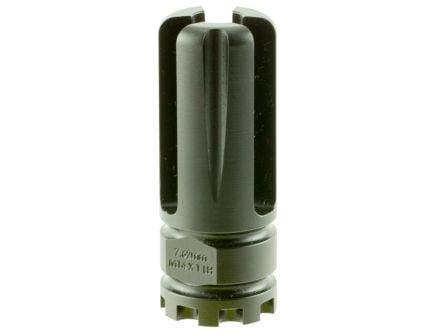 Advanced Armament Blackout Non-Silencer Mount Flash Hider, 7.62, M14x1 LH - 64742