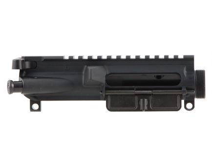 Aim Sports Upper Receiver for AR-15/M4 Style Rifle, Type III Mil-Spec Hardcoat Anodized Black - ARUPRA