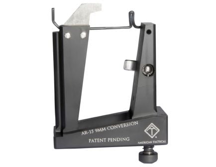 American Tactical Lower Receiver Adapter Kit, Black - 9MMADAPT