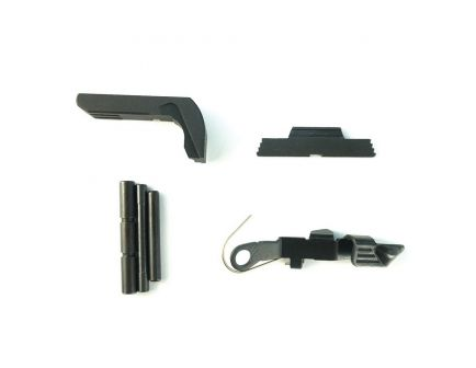 Cross Armory 4-Piece Upgrade Kit, Black - CRGPKBK