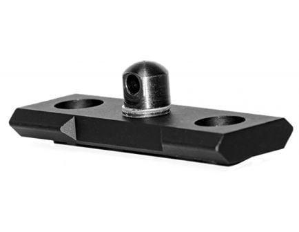 GrovTec M-LOK Tactical Rifle Steel Bipod Stud Mount, Black - GTSW240