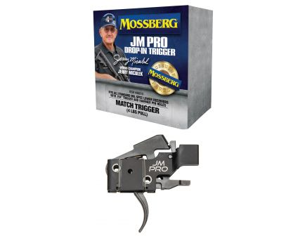 Mossberg JM Pro Match Drop-in Curved Trigger for AR-15/10 Rifle - 96010