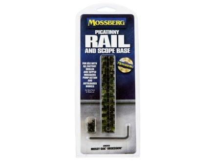 Mossberg Steel Standard Picatinny Rail/Scope Mount, Mossy Oak Obsession - 96203