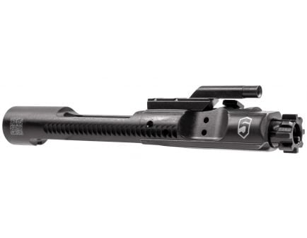 Phase 5 Complete Bolt Carrier Group for AR-15 Rifle, Chrome Lined Phosphate Black - BCGAR15