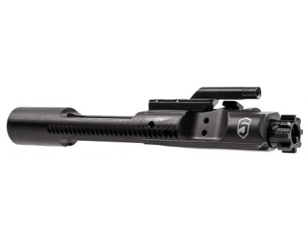Phase 5 Complete Bolt Carrier Group for M16/M4 Rifle, Chrome Lined Phosphate Black - BCGM16