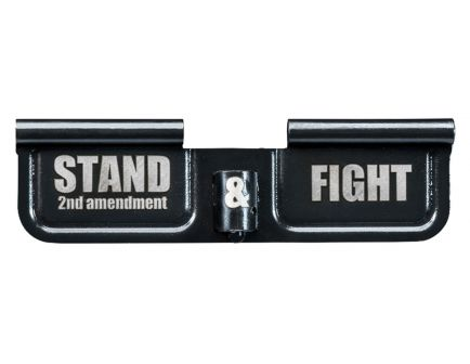 Phase 5 Stand and Fight Ejection Port Cover, Black Parkerized - EPC-STAND