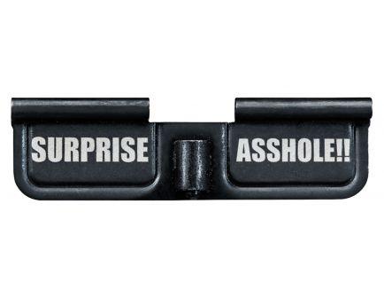 Phase 5 Surprise Asshole Ejection Port Cover, Black Parkerized - EPC-SURPRISE