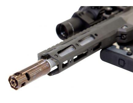 Q LLC Bottle Rocket Enhanced Muzzle Brake, Copper - BRQUICKIE