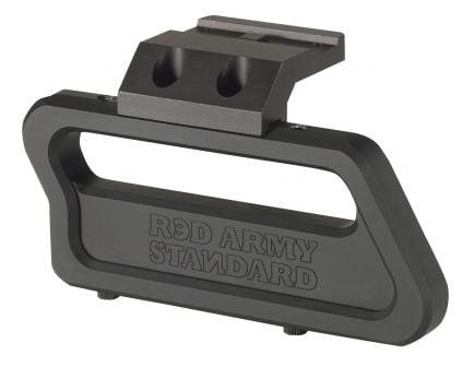 Century Arms AK 6061 T6 Aluminum Micro Dot Side Mount, Hardcoat Anodized Black - SC1327