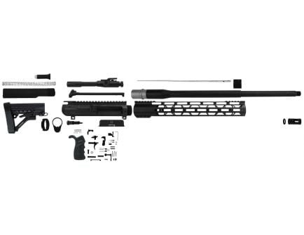 "Tacfire Build Kit w/ 18"" Anodized Black Barrel for AR-10 308 Winchester Rifle - SSRK308LPK20BN"