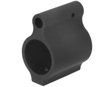 """Tacfire Low Profile Gas Block, 0.625"""", Black Oxide Steel - MAR001S"""