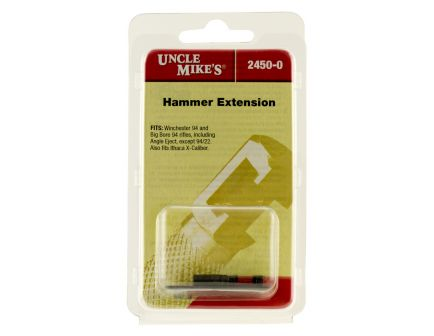 Uncle Mike's Hammer Extension for Winchester 94/22 Rifle, Blue - 24510