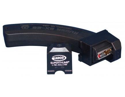 ADCO Super Thumb ST4 Ruger 10/22 .22lr Polymer Magazine Loader, Black - ST22