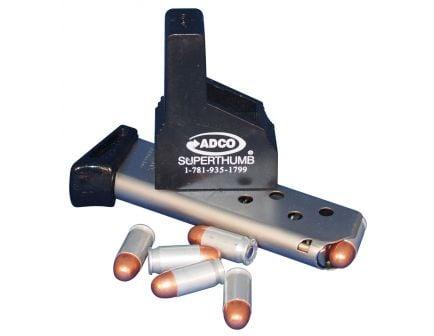 ADCO Super Thumb Single Stack .380 ACP Polymer Magazine Loader, Black - ST6