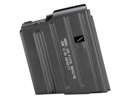 C Products Defense 10 Round .308 Win/7.62 Duramag AR Detachable Magazine, Black - 1008041185CP